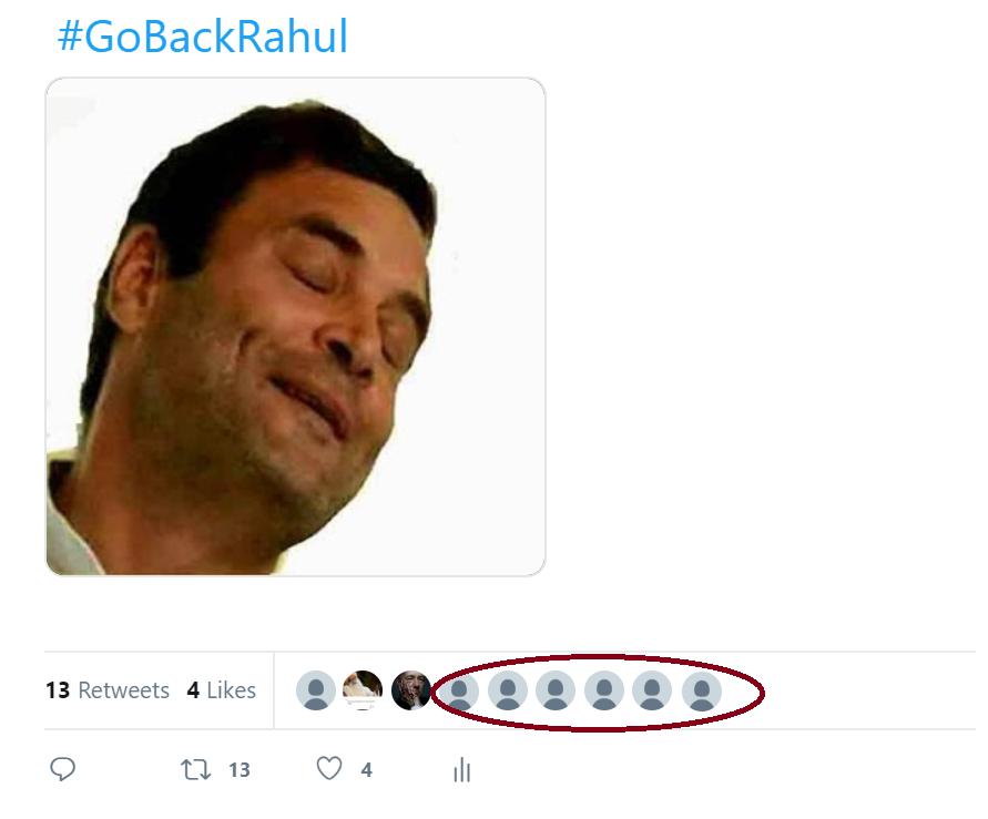 BJP Twitter Bots